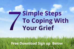 7 Simple Steps To Coping With Your Grief